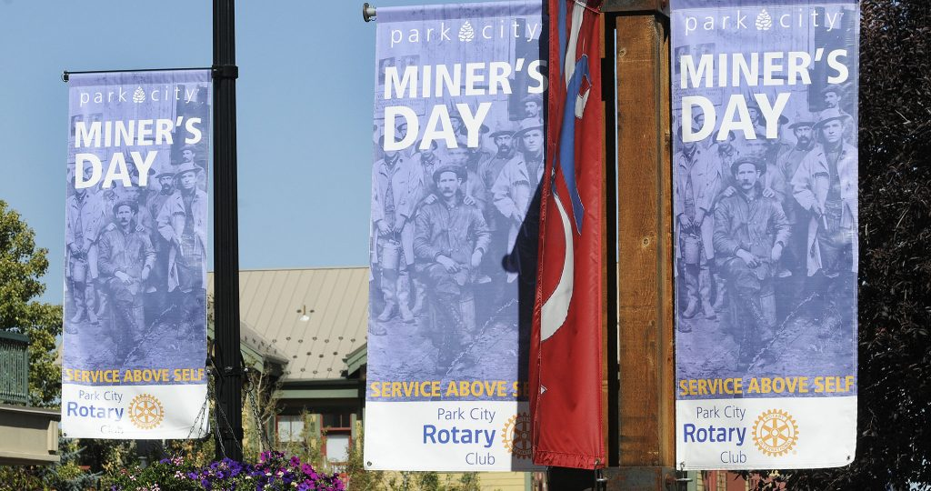 Miner's Day in Park City, presented by the Park City Rotary Club.