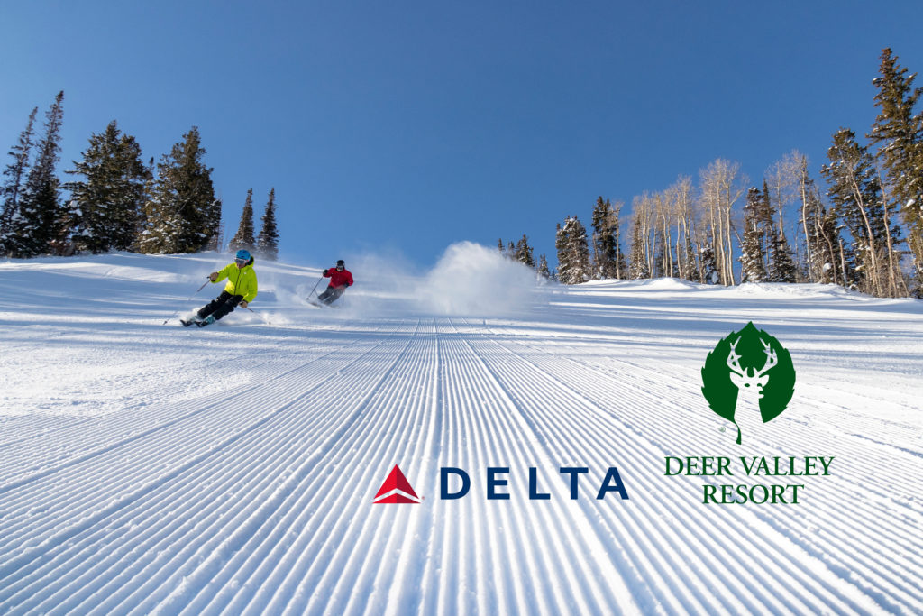 Deer Valley Ski Promo